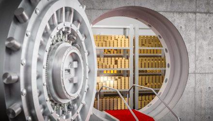 Gold ETF Holdings Rose Again in November