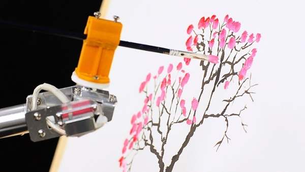 Robotics and Art: A Less Practical More Aesthetic Use for Robots