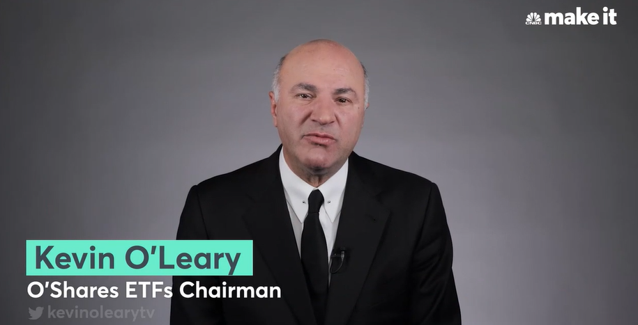 Kevin O'Leary: Make This Your Top New Year's Resolution