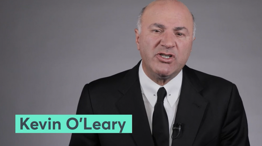 Kevin O'Leary on Volatility: 'Get Over It, It's Normal'