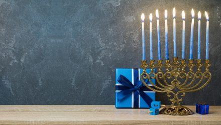 Keep the Menorah LIT with this ETF