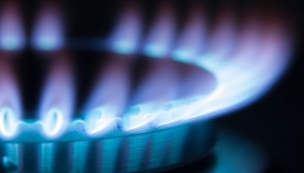 Natural Gas ETFs Gap Lower on Milder Week-End Temperatures