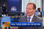 Paul Tudor Jones - Investors Should Brace Themselves for 'A Lot More Volatility'