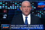 Beige Book: Economy Expanded at Modest to Moderate Rate