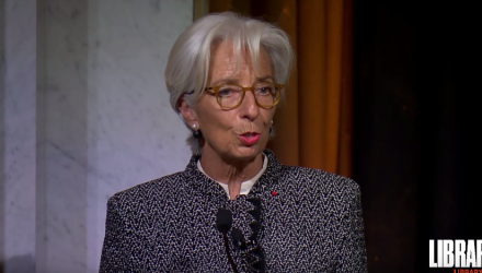 Christine Lagarde Delivers the Kissinger Lecture in Foreign Policy and International Relations