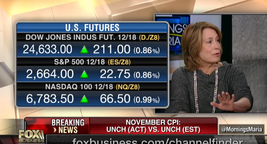 Manipulating Interest Rates Doesn't Give You Sustainable Growth: Sheila Bair
