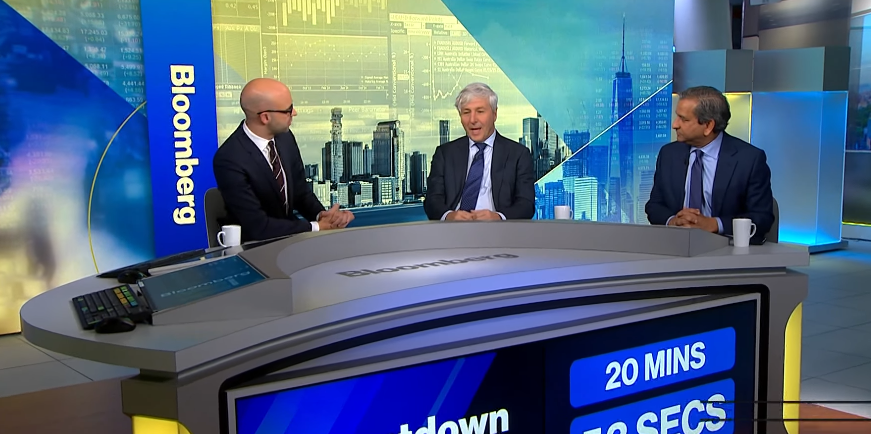 Oppenheimer's Memani Expects Lower Volatility in 2019