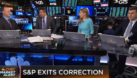 Market Volatility Has Been 'Overdone', Strategist Says