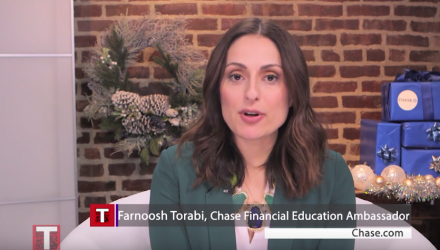 Holiday Finances with Farnoosh Torabi and Chase