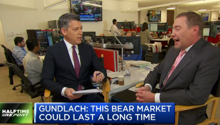 Gundlach: The Fed Should Not Raise Rates This Week