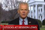 Trump, Navarro Agree Fed Shouldn't Raise Interest Rates