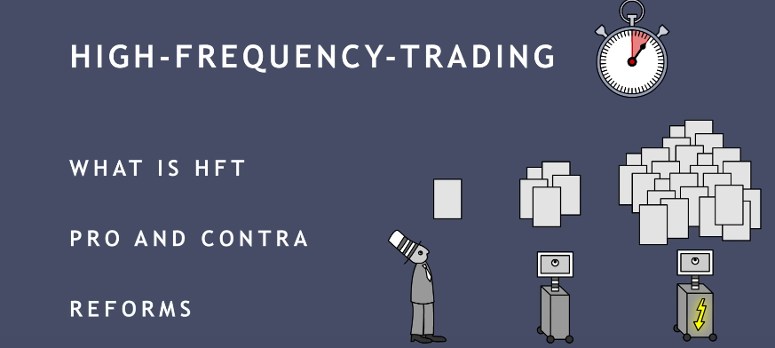Explaining How High Frequency Trading Works