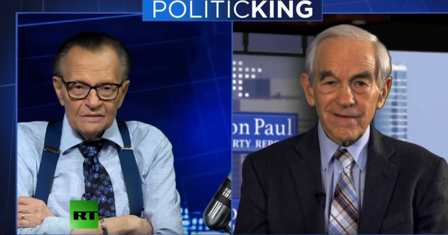 Ron Paul Warns of Stock Market Meltdown; What's Behind His Prediction?