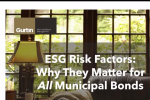 ESG Risk Factors: Why They Matter for All Municipal Bonds