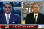 Higher Interest Rates Put a Drag on the Economy: Kevin Hassett