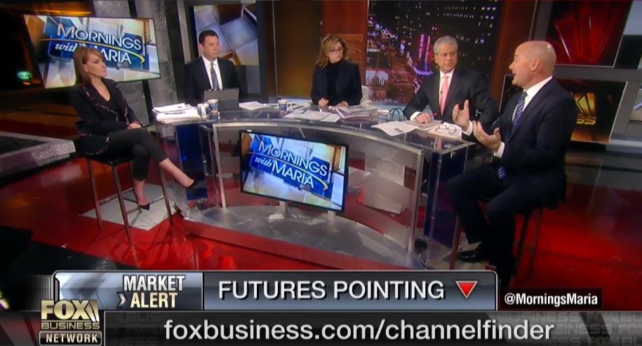 Tom Lydon on Fox: Emerging Markets Investors Unfazed by Volatility