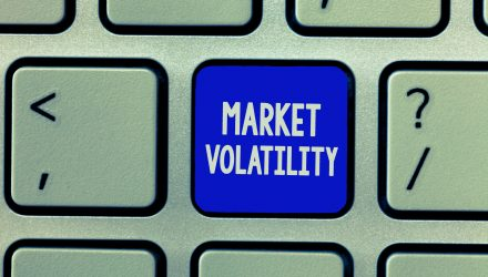 Amid Fourth-Quarter Volatility, Low Vol ETFs Did Their Jobs