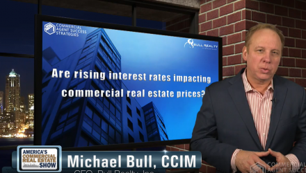 Are Rising Interest Rates Impacting Commercial Real Estate Prices