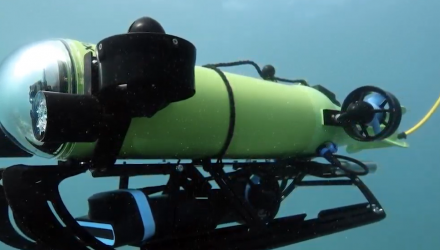 Are Robots the Future to Destroying Sea Mines