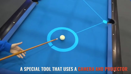 Augmented Reality Now Helps You Master Billiards Or Pool