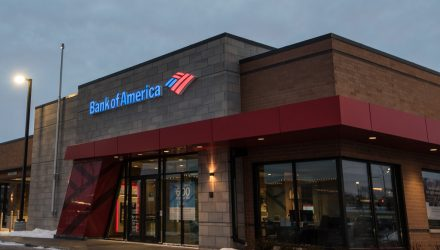 Bank of America's Record Earnings Report Helps Lift Bank Sector ETFs