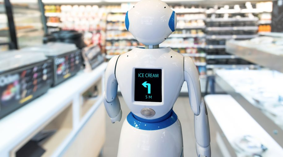 Brick and Mortar Stores Find an Unlikely Partner in AI