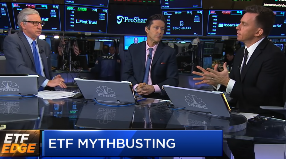 ETF Mythbuster: Trading Volume Does Not Indicate Liquidity