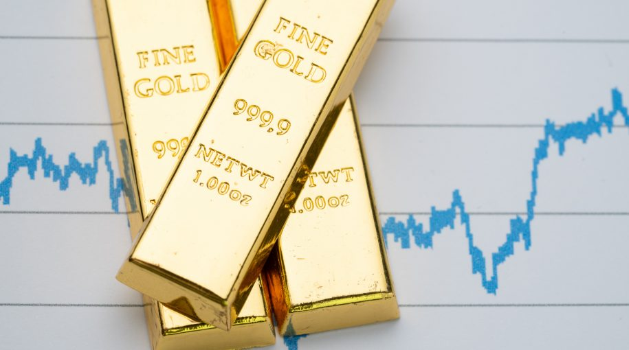 Gold Gets a Price Target Increase to $1,350