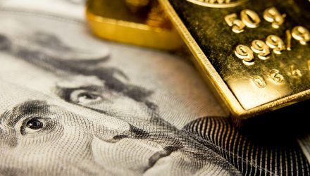 In a Rough Year, Gold ETFs Gained Assets Thanks to Fed