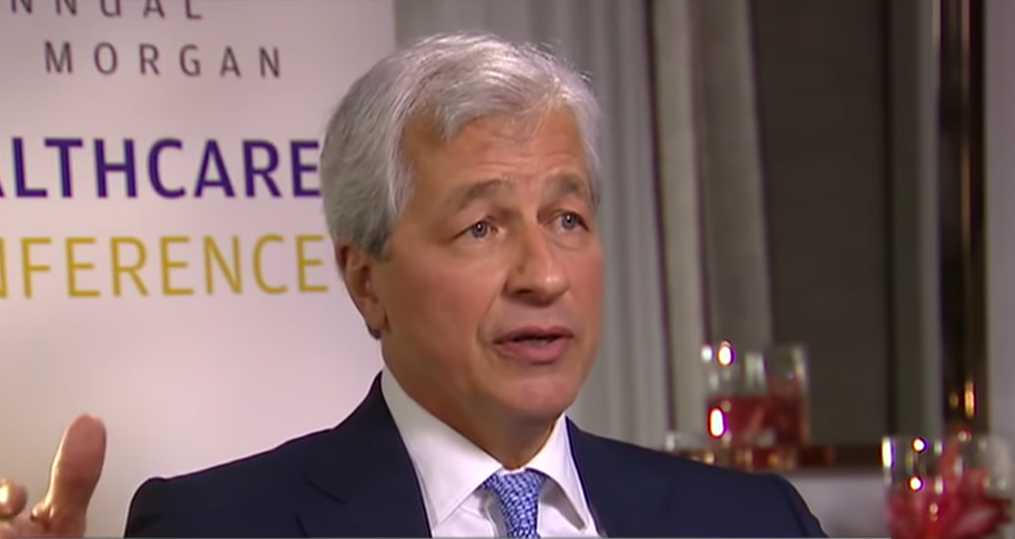 "Jamie Dimon on Economy: ""You Will Have a Recession"""