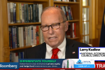Kudlow Says a Trump, Powell Meeting Would Benefit Both Men