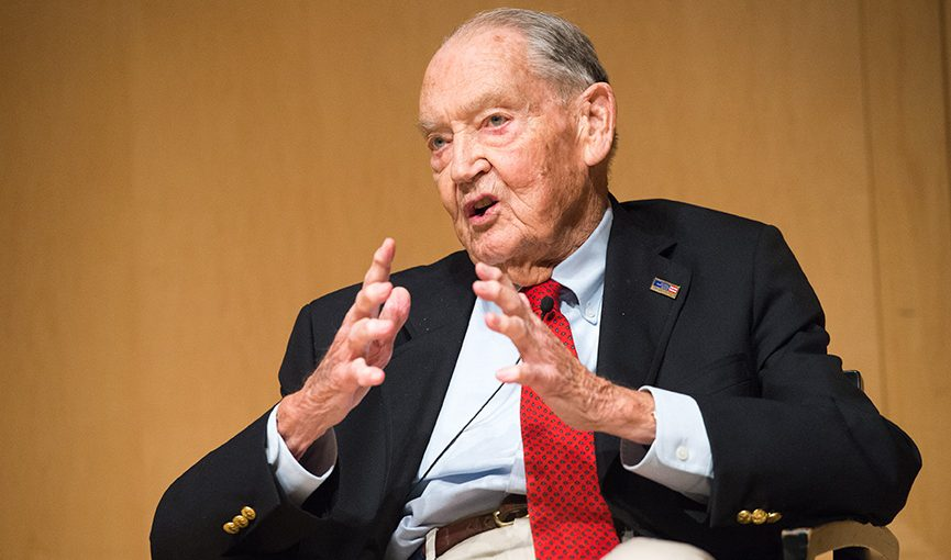 Remembering Jack Bogle, the Father of Indexing