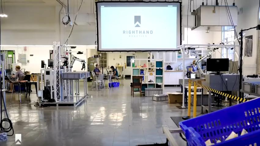 Right Hand Robotics Raises $23 Million in Funding