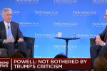 Fed's Powell: Concerned About Global Economy