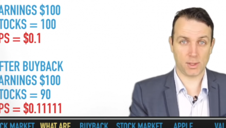 Stock Buybacks Explained - Stock Market Investing Education