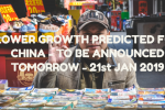 Reuters Reports Lower Growth for China Predicted