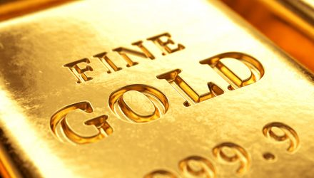 Stock Market Fears Shine a Light on Gold