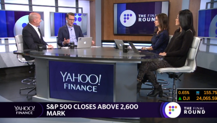 Tom Lydon on Yahoo Finance Live