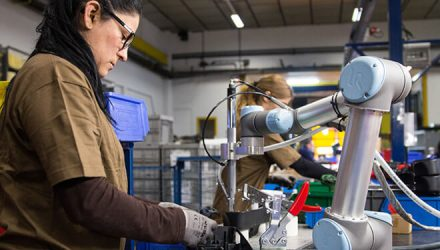 Welcome to the Age of the Cobots