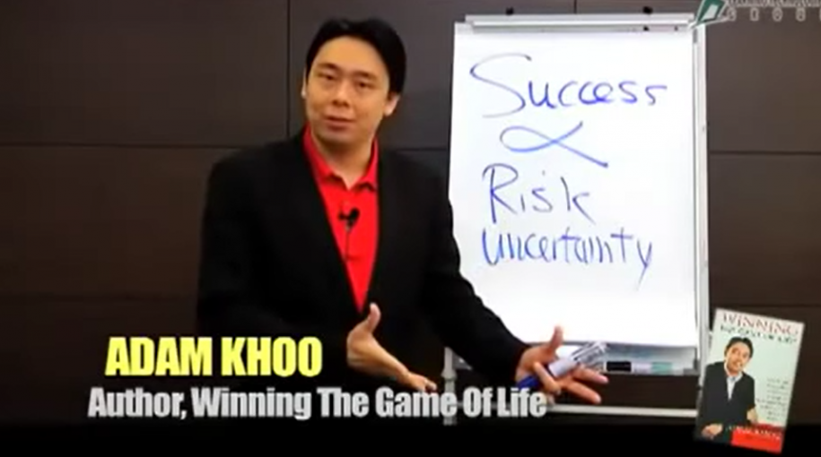 Winners Take Calculated Risks
