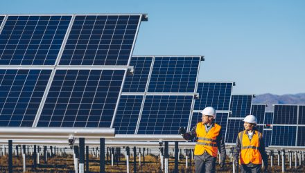 A Cloudy Issue for Solar ETF 'TAN'