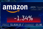 Amazon Added Government Bonds Amid Last Year's Tech Sell-Off