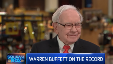 CNBC's full interview with iconic investor Warren Buffett