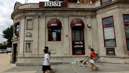 BB&T, SunTrust Merger Helps Prop Up Regional Bank ETFs