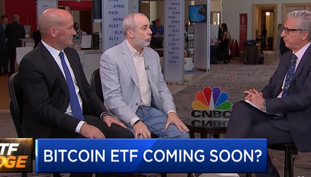Bitcoin ETF 'Virtually Certain,' Finance Expert - Ric Edelman