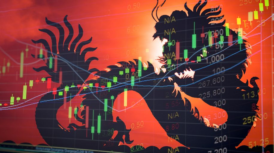 China ETFs Slip as Deflation, Lingering Trade Fears Trigger Profit Taking