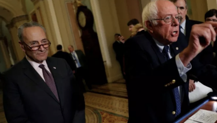 Chuck Schumer and Bernie Sanders Want One Thing - Your Money