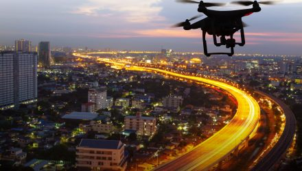 Drone ETF Looks For Altitude