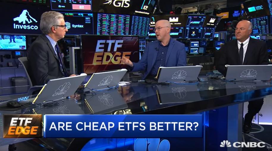 ETF Mythbuster: Are Cheap ETFs Better?