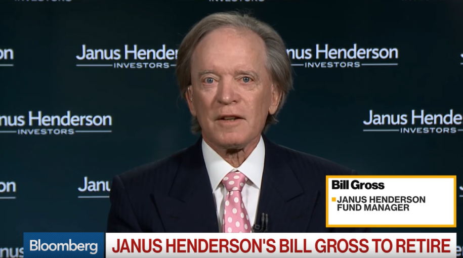 Former Bond King Bill Gross Announces Retirement